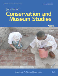 Journal of Conservation and Museum Studies