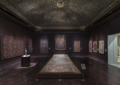 Islamic Art Curation In Perspective A Comparison With East Asian Models Through The Case Of The Leeum Samsung Museum